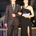 Stephanie Brenden Escorted by Alex Bristol