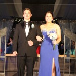 Skyler Patterson escorted by John Gohman