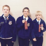 Greenhand Quiz Bronze - Kevin Yourk, Bruce Blahnik and Hayden Vandal