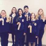 Silver Parliamentary Procedure - Megan Hunt, Juliann Brandjord, Anjali Kumar, Cody Hunt, Kaytlyn Aufforth, Madison Reimche