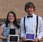 Male & Female Athletes - Megan Fix, Brody Moum