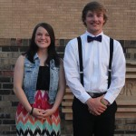 Scholar Athletes - Megan Fix, Parker Engelhard