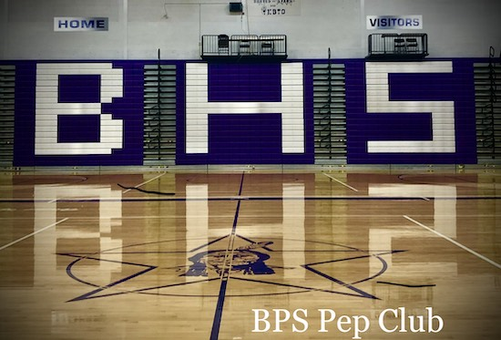 Bottineau public school's pep club has a mission to promote good sportsmanship and support our student body in all of our extracurricular activities.
